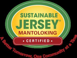 Mantoloking Sustainable Jersey Logo